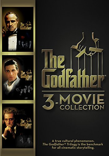 Godfather 3 Movie Collection 3 Movie Collection