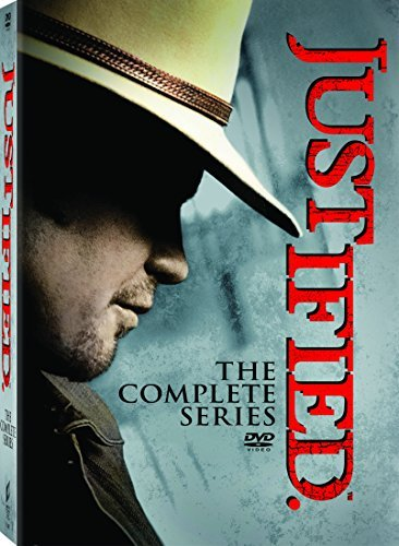 Justified The Complete Series DVD