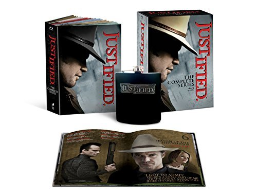 Justified The Complete Series Blu Ray
