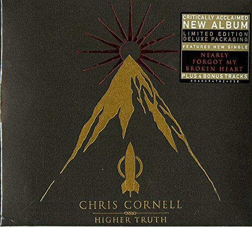Chris Cornell Higher Truth Deluxe Edition