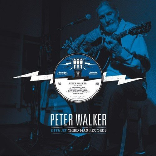 Peter Walker Live At Third Man