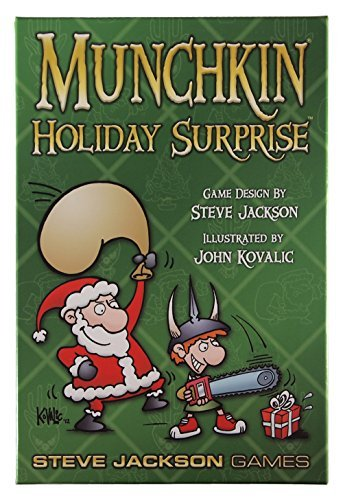 Steve Jackson Games Munchkin Holiday Surprise