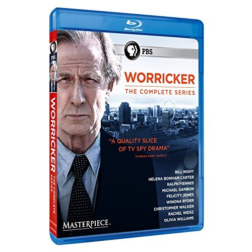 Worricker The Complete Series Blu Ray