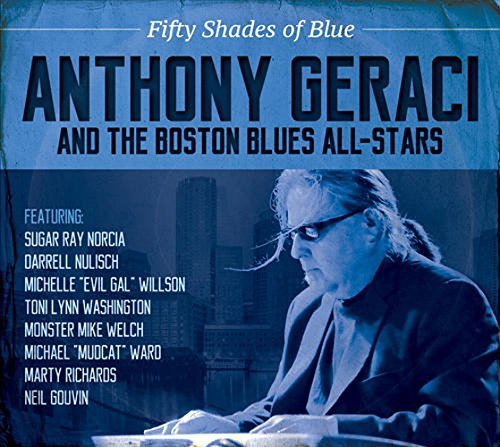 Anthony & Boston Blues Geraci Fifty Shades Of Blue