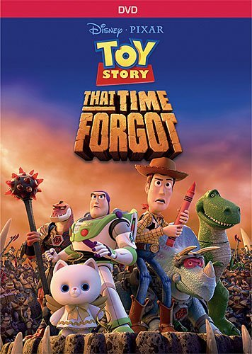 Toy Story That Time Forgot Disney DVD Nr