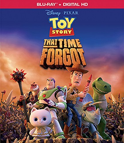 Toy Story That Time Forgot Disney Blu Ray Dc Nr