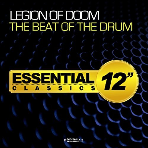 Legion Of Doom Beat Of Drum