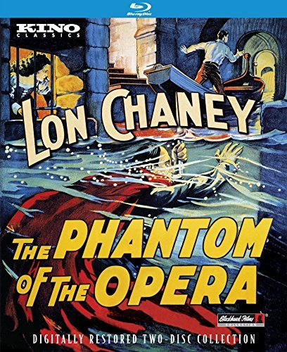 Phantom Of The Opera (1929) Chaney Philbin Kerry Blu Ray Nr