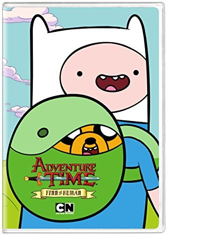 Adventure Time Finn The Human DVD Finn The Human