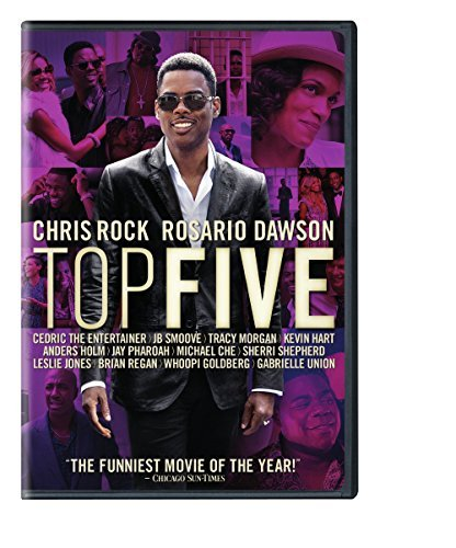 Top Five Rock Dawson DVD R