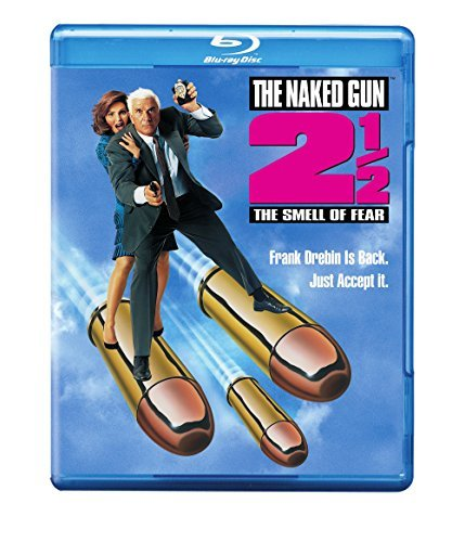 Naked Gun 2 1 2 The Smell Of Fear Nielsen Presley Simpson Blu Ray Pg13