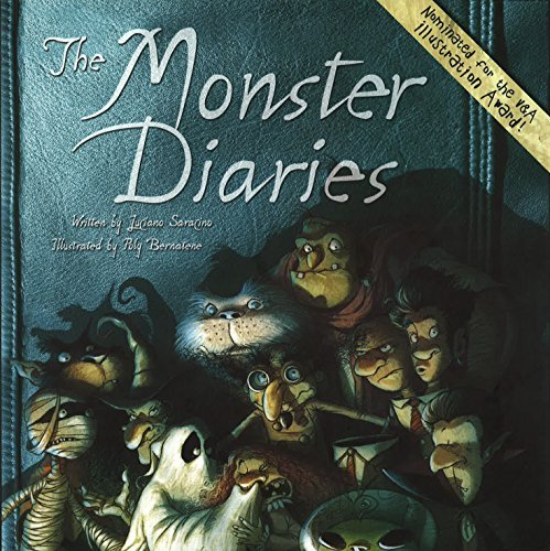 Luciano Saracino The Monster Diaries