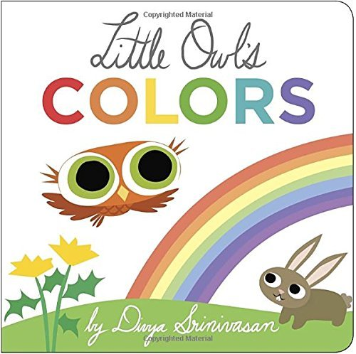 Divya Srinivasan Little Owl's Colors