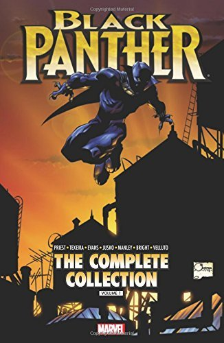 Christopher Priest Black Panther The Complete Collection Volume 1