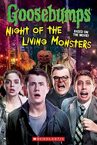 Kate Howard Goosebumps The Movie Night Of The Living Monsters