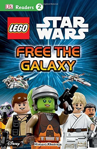 Dk Publishing Lego Star Wars Free The Galaxy
