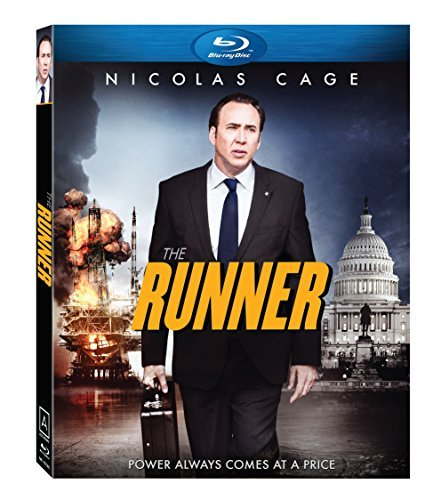 Runner Cage Nelson Blu Ray R