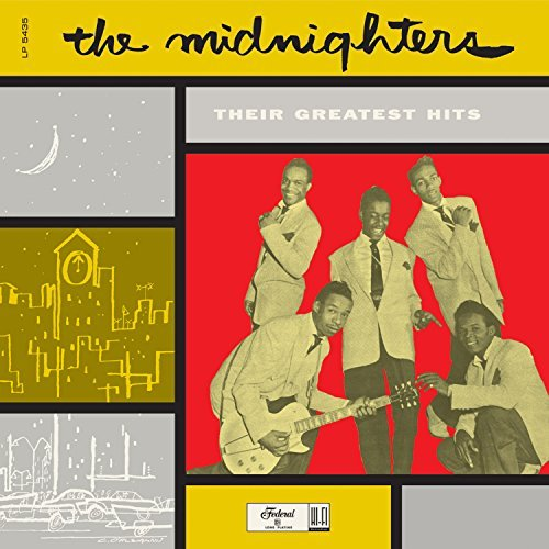 Midnighters Their Greatest Hits