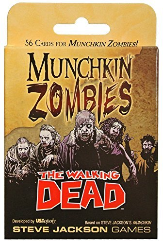 Usaopoly Munchkin Zombies The Walking Dead