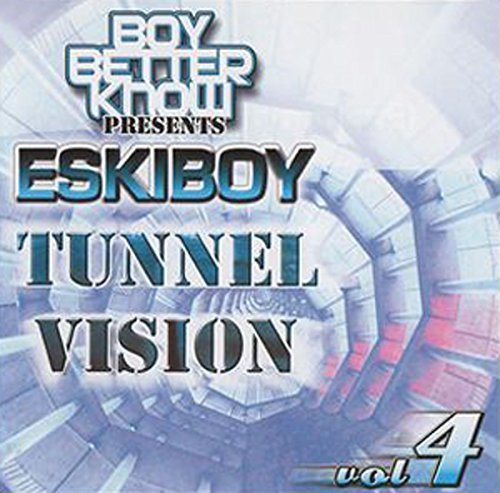 Eskiboy Vol. 4 Tunnel Vision Vol. 4 Tunnel Vision