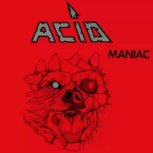 Acid Maniac Expanded Edition Import Gbr