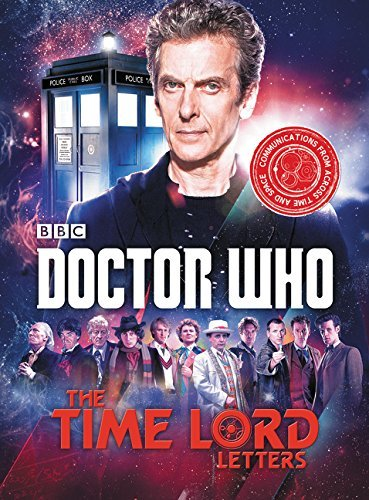 Justin Richards Doctor Who The Time Lord Letters