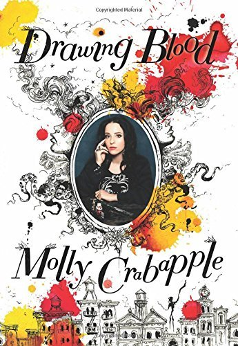 Molly Crabapple Drawing Blood