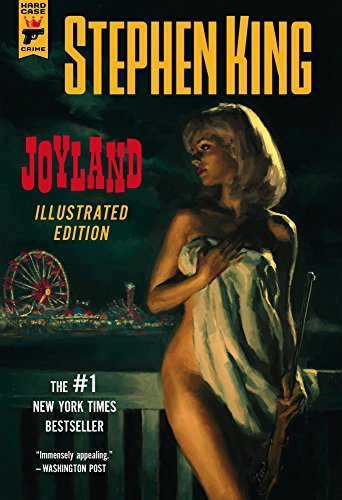 Stephen King Joyland (illustrated Edition)