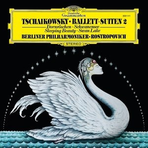 Tchalkovsky Karajan Berlin Ballet Suites Ii The Sleepin