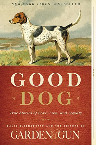 Editors Of Garden And Gun Good Dog True Stories Of Love Loss And Loyalty