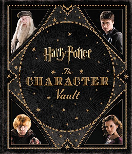 Jody Revenson Harry Potter The Character Vault