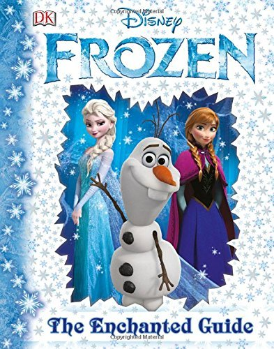 Dk Disney Frozen The Enchanted Guide