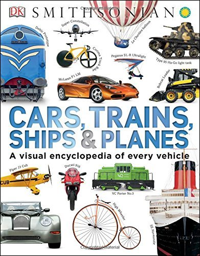 Dk Cars Trains Ships And Planes