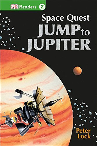 Dk Publishing Space Quest Jump To Jupiter