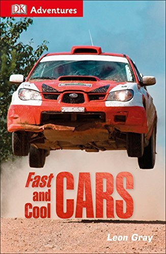 Dk Publishing Dk Adventures Fast And Cool Cars