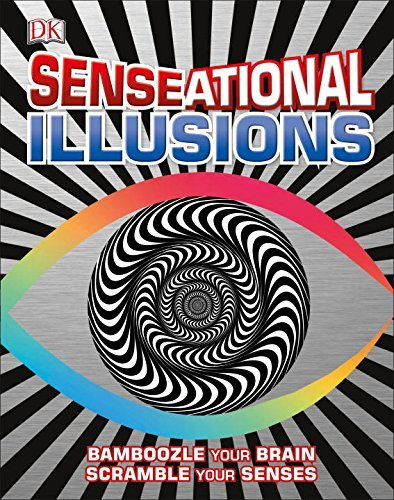 Dk Publishing Senseational Illusions