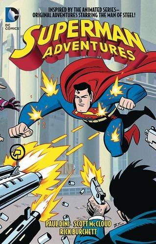 Scott Mccloud Superman Adventures Volume 1