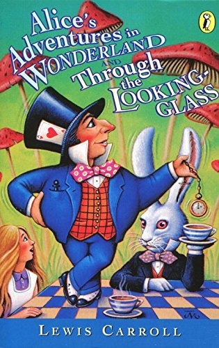 Lewis Carroll Alice's Adventures In Wonderland And Through The L Revised