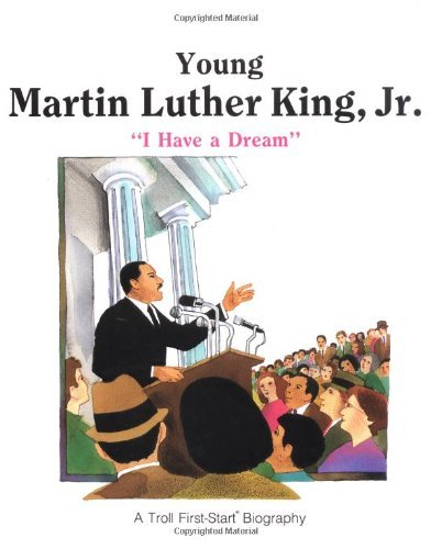 Joanne Mattern Young Martin Luther King Jr.