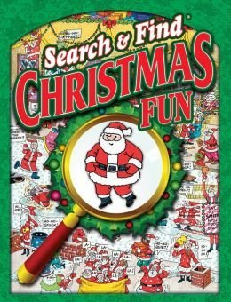 Tony Tallarico Where Are They? Christmas Fun Search & Find