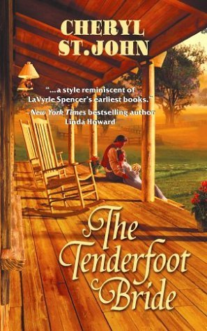 Cheryl St John The Tenderfoot Bride