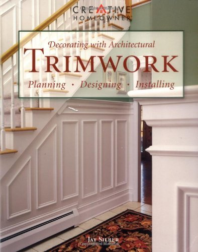 Jay Silber Decorating With Architectural Trimwork Planning Designing Installing
