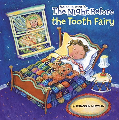 Natasha Wing The Night Before The Tooth Fairy