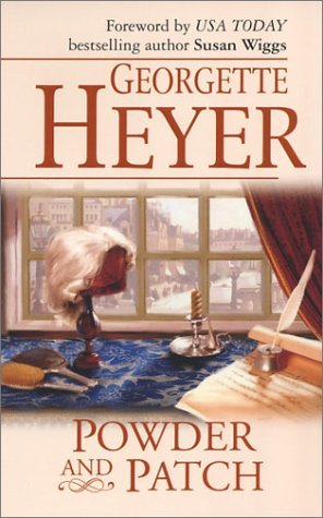 Georgette Heyer Powder & Patch