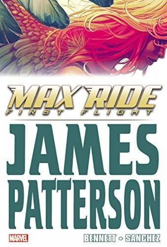 James Patterson Max Ride First Flight