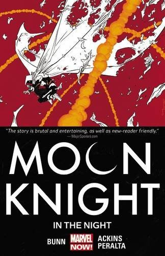 Cullen Bunn Moon Knight Volume 3 In The Night