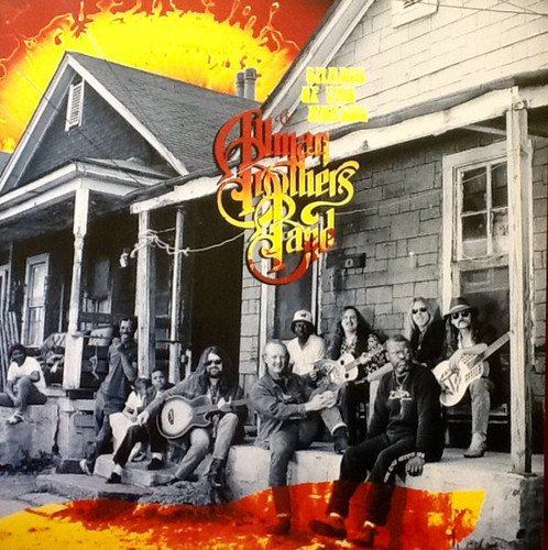 Allman Brothers Band Shades Of Two Worlds