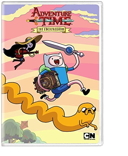 Adventure Time The Enchiridio DVD