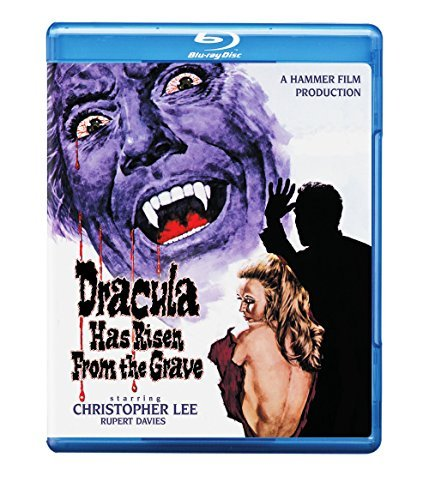 Dracula Has Risen From The Grave Lee Davies Blu Ray G