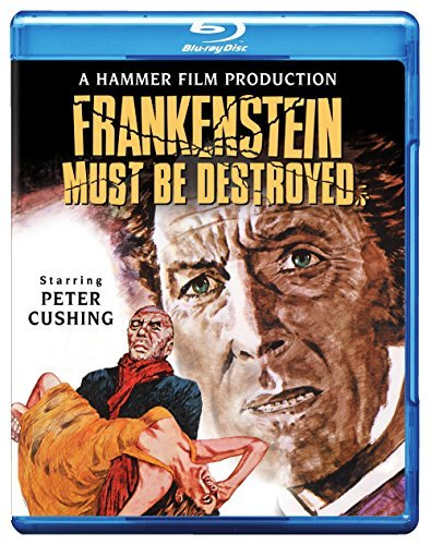 Frankenstein Must Be Destroyed Cushing Ward Jones Cushing Ward Jones